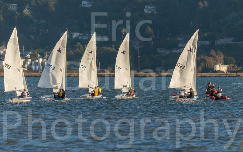 Sail Boat Racing Benincia Friday Night-224