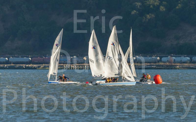 Sail Boat Racing Benincia Friday Night-132