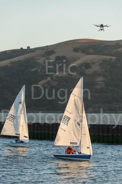 Sail Boat Racing Benincia Friday Night-260