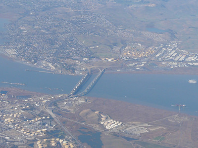 2008 Flying over Benicia