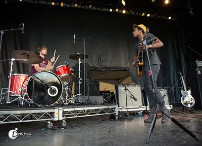 Benjamin Booker  | Squamish Valley Music Festival | Squamish BC