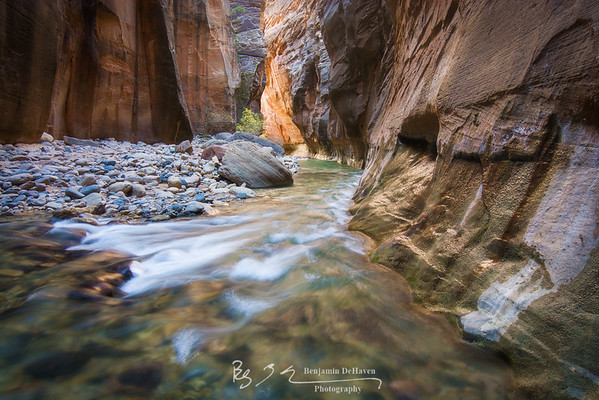 Virgin River Narrows I