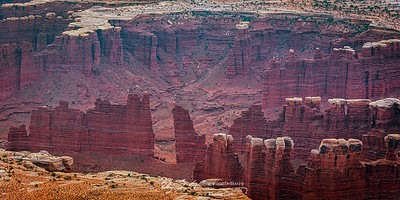 Canyonlands Towers
