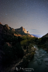 The Watchman By Starlight