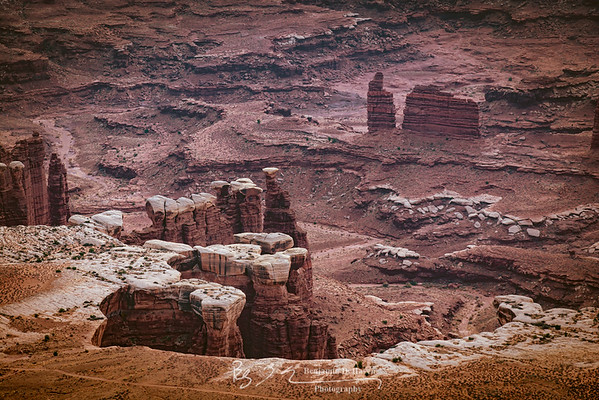 Canyonlands Detail