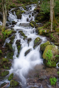 GSMNP Waterfall V