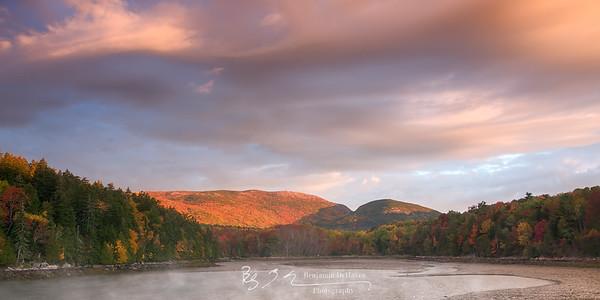 Autumn Cadillac Mountain