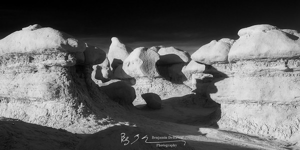 Goblin Valley Shadows