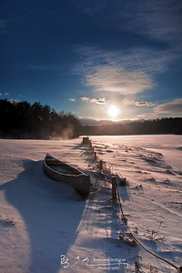 Long Shadow Of Winter