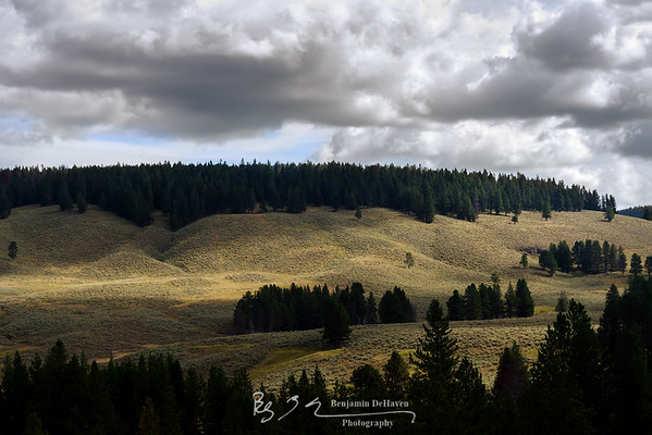 Foothills of Stonetop Mountain