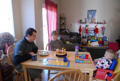 December 2010 - Ben's Birthday