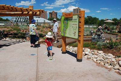 July 2011 - Denver Botanical Gardens