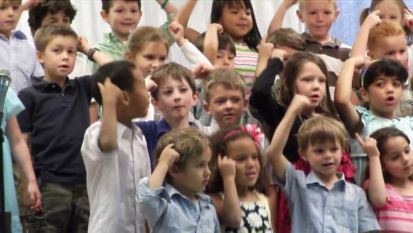 May 2012 - Kindergarten Graduation
