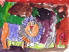 Ben's art_lion_Sept 2011