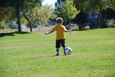September 2010 - Soccer