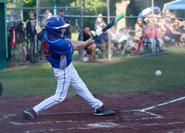 Bennington Little League. 071416
