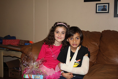 levi 8th birthday