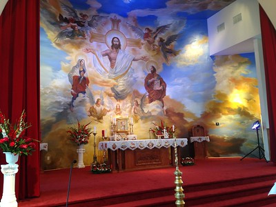 Benoy July-NJ Church inauguration 2016