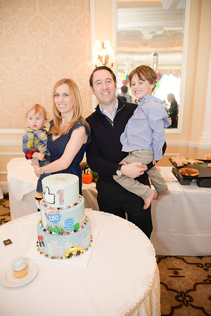 Benjamin's 1st Birthday Party