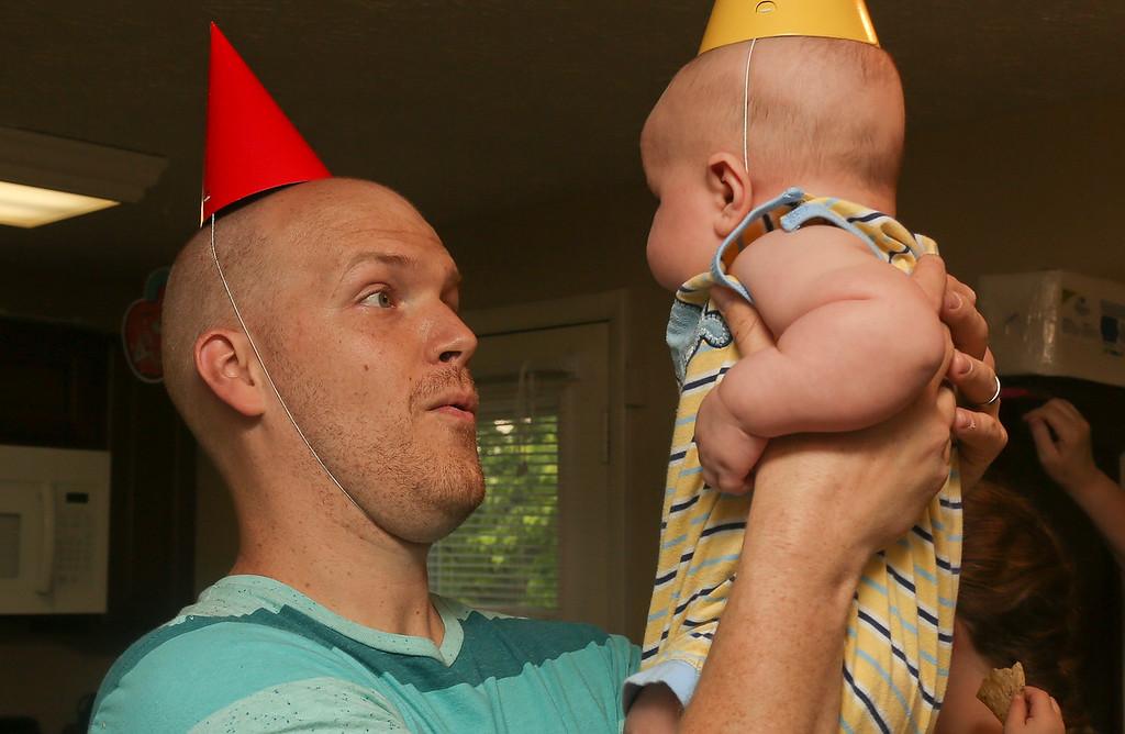 Ben's 2nd Birthday