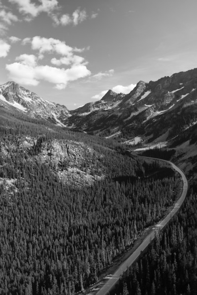 Washington Pass Overlook, North Cascades National Park