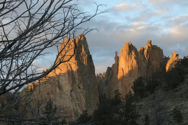 Smith Rock, Oregon - Junauary 2005
