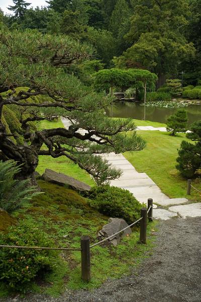 Japanese Gardens - July 2005