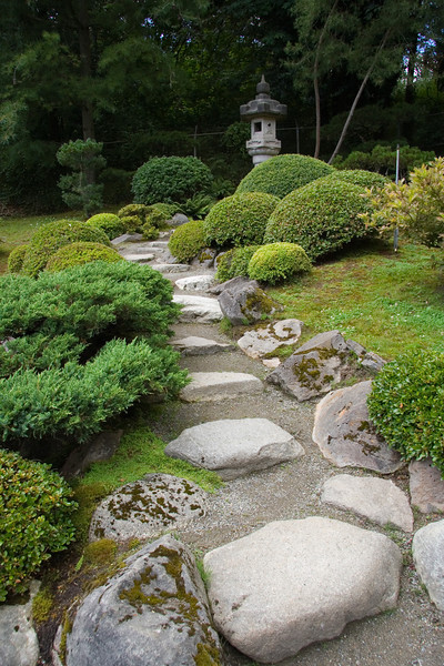 Japanese Gardens - July 2005