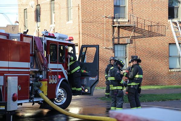 Bensenville Fire, 180 S. York, 10-1-15