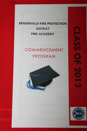 Bensenville FPD 2013 Fire Academy