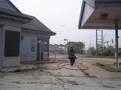 Bensenville FPD training w/Leyden & Chicago Sq7 5-19-2011