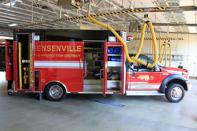 Bensenville Open House 10-9-2010