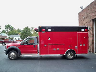 Bensenville new Ambulance x2
