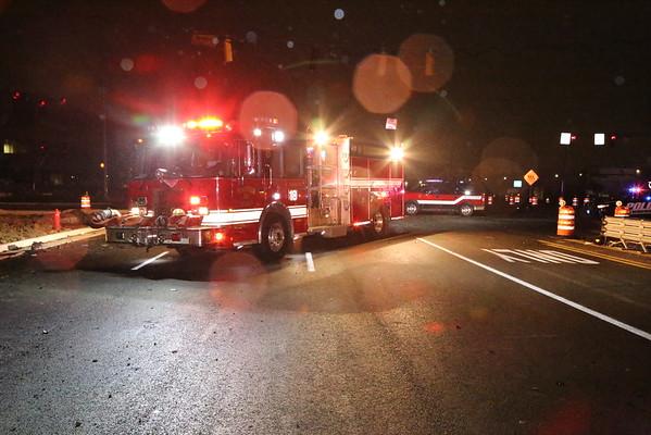 Bensenville crash 83 & Throndale 11-23-16