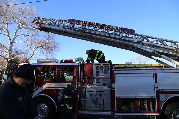 Bensenville/Leyden Training 11-20-2014