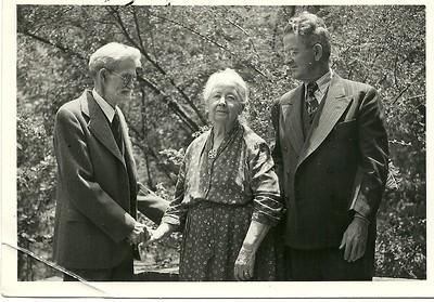 Will, Claudine, Max Benshoff