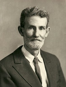 Will Benshoff portrait