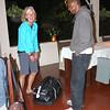 2016-09-24 Benson Tanzania Africa (Sat) Arusha - Legendary Lodge - Missy bay arrives at dinner