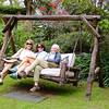 2016-09-24 Benson Tanzania Africa (Sat) Arusha - Legendary Lodge - Debba Theresa Jo on swing