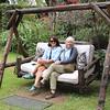 2016-09-24 Benson Tanzania Africa (Sat) Arusha - Legendary Lodge - Jo Theresa on swing