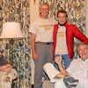 2016-09-24 Benson Tanzania Africa (Sat) Arusha - Legendary Lodge - Jo Pete Bob Tomboy in parlor