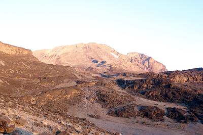 2016-09-27 Benson Tanzania Africa (Tue) Kilimanjaro Day 03 Moir Camp - Mt Kilimanjaro