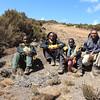2016-09-27 Benson Tanzania Africa (Tue) Kilimanjaro Day 03 Moir Camp - The Hoopoe Guides
