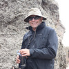 2016-09-28 Benson Tanzania Africa (Wed) Kilimanjaro Day 04 Barranco Camp - Pete at Lava Tower