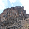 2016-09-28 Benson Tanzania Africa (Wed) Kilimanjaro Day 04 Barranco Camp -  - Lava Tower looking back w trail