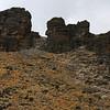2016-09-28 Benson Tanzania Africa (Wed) Kilimanjaro Day 04 Barranco Camp - Lava Tower looking back
