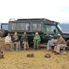 2016-10-04 Benson Tanzania Africa (Tue) Safari Ngorongoro Crater - Lunch at Hippo Lake