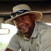 2016-10-05 Benson Tanzania Africa (Wed) Safari Serengeti - Anthony smile clsup