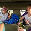 2016-10-08 Benson Tanzania Africa (Sat) Safari Day 14 Serengeti Grumeti - Muddy road - Stuck with cocktails Holly Tomboy Debba Theresa