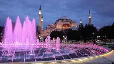 2016 - Benson - Travel - Turkey Istanbul